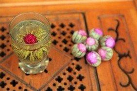 Chinese theebloemen