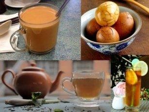 Recepten met thee