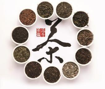 Chinese theesoorten