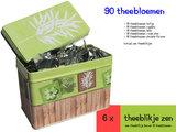 90 Theebloemen